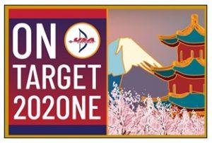 Tokyo 202one pin